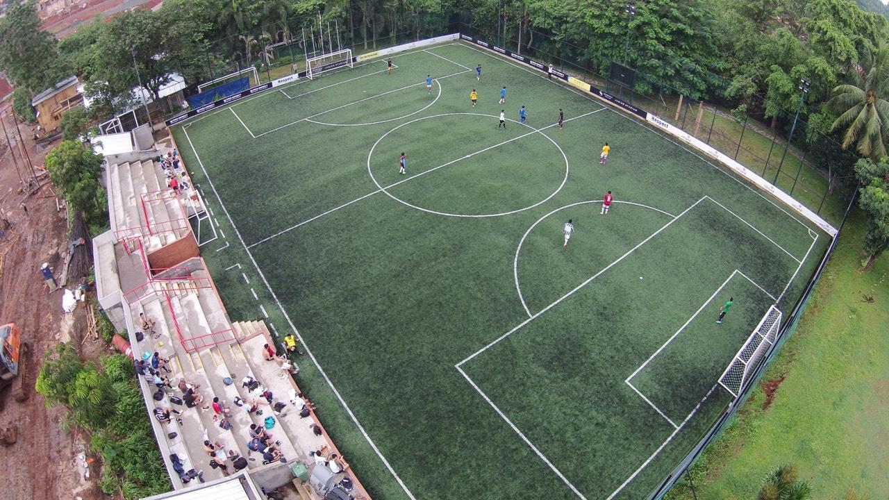 Ukuran Lapangan Sepak Bola Related Keywords & Suggestions ...
